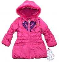 Pezzo Doro Winterjacke Littel Princess pink