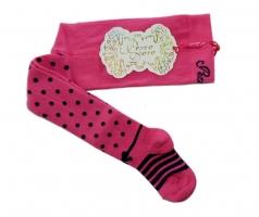 Pezzo Doro Baby Strumpfhose Littel Princess pink