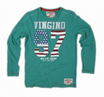 Vingino LA Shirt JAMAI deep green