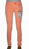Vingino Jeans Hose KATO Slim Fit  neon orange