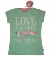Vingino T Shirt JULIANNE mint green