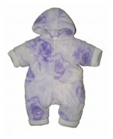 Stummer  Baby Thermo Overall Roses