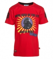 Lego Wear STAR WARS T Shirt TERRY 651 red