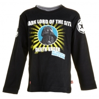 Lego Wear STAR WARS LA Shirt TERRY 658 black