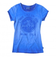 Vingino Shirt HELLA medium blue