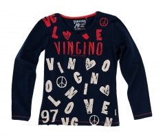 Vingino Shirt JAQUINN dark blue