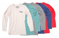 Vingino Basic Shirts JENS V Ausschnitt  in 5 Farben