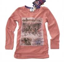 Vingino Shirt KYRIA powder pink