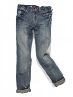 Blue Rebell Boys Stretch Jeans BRICK Slim Fit copacabana wash
